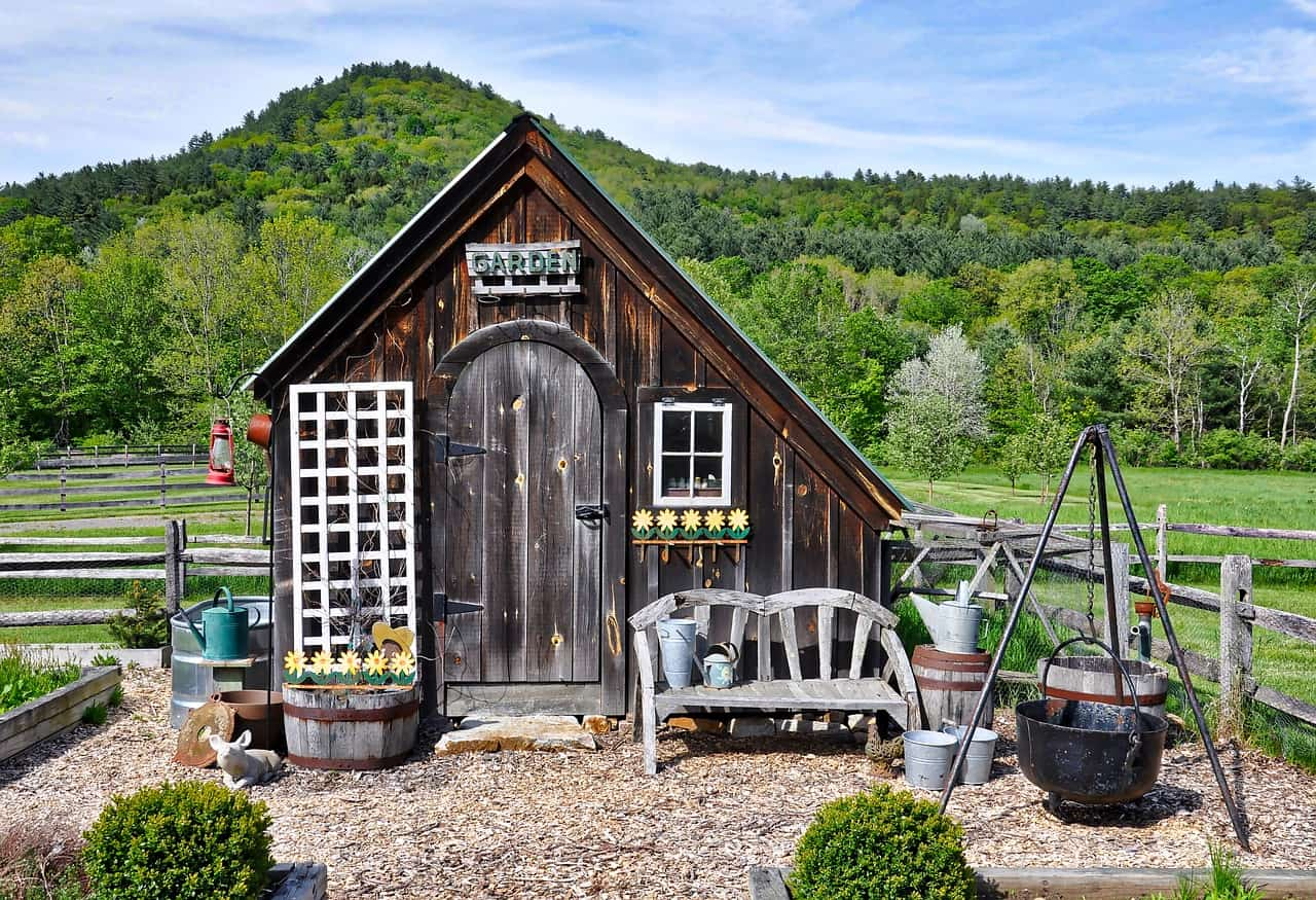 5 Raisons D Avoir Un Abri De Jardin  # Abris De Jardin Fin