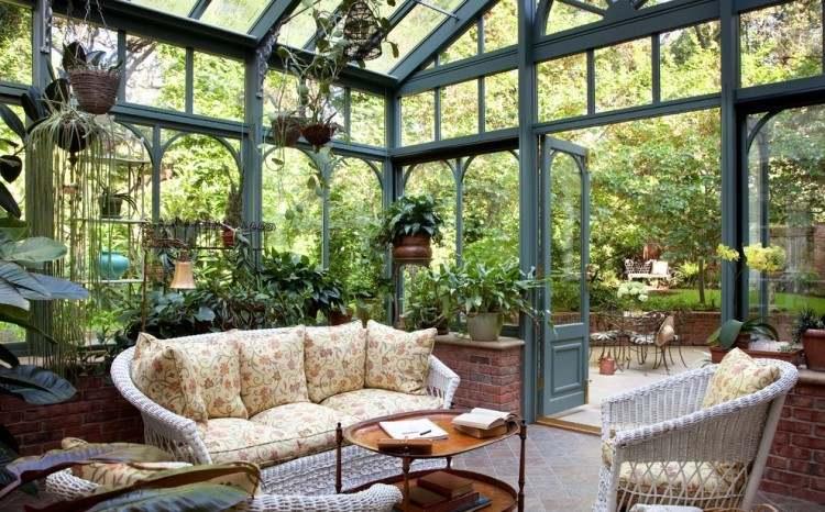 Comment Amenager Un Jardin D Hiver Dans Sa Maison